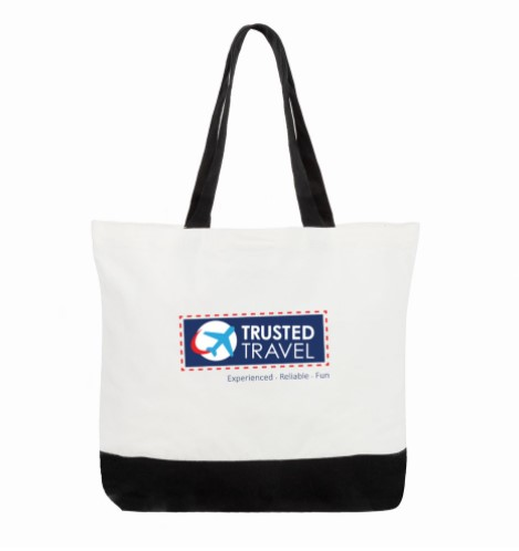Trusted Travel Tote Bag