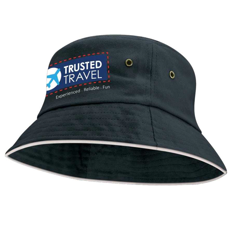 Trusted Travel Bucket Hat